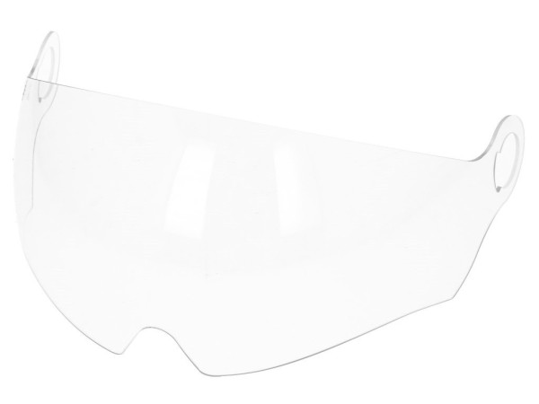 Original Visier ergonomisch geformt für Vespa V Stripes Helm