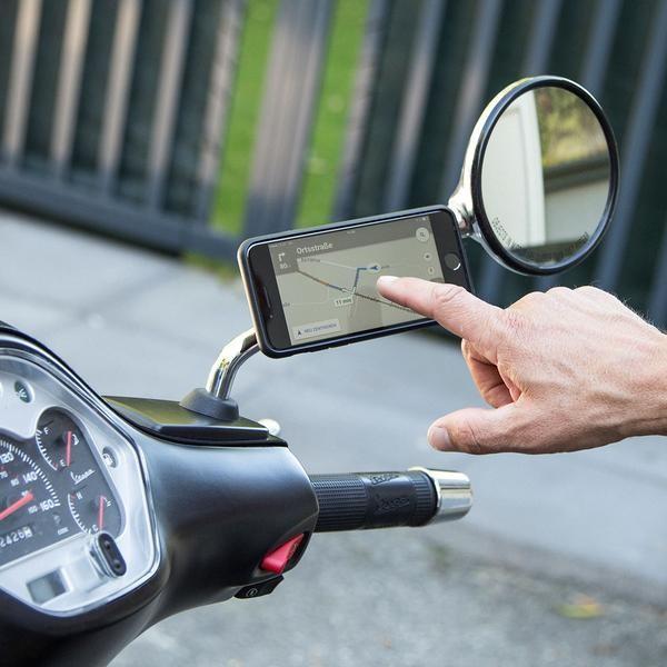 Smartphone Halterung Piaggio Vespa für iPhone / Samsung
