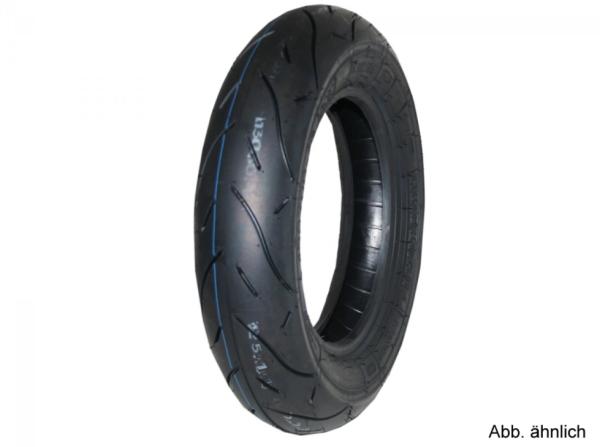 Heidenau Reifen 130/70-12, 62P, TL, verstärkt, K80SR, vorne/hinten
