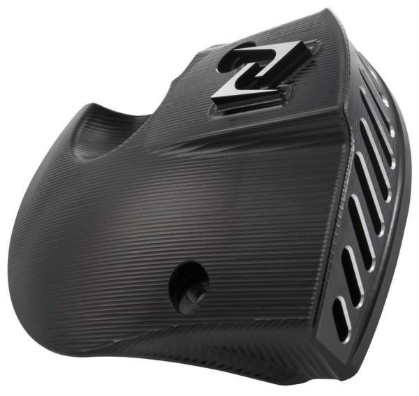 Lufteinlass Variodeckel für Vespa GTS/GTS Super/GTV/GT, schwarz